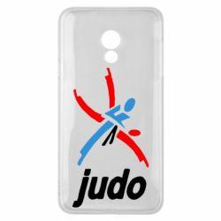 Чохол для Meizu 15 Lite Judo Logo - FatLine