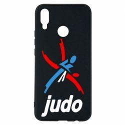 Чохол для Huawei P Smart Plus Judo Logo - FatLine