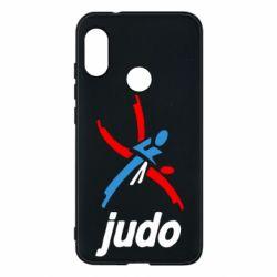 Чохол для Mi A2 Lite Judo Logo - FatLine