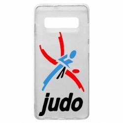 Чохол для Samsung S10+ Judo Logo