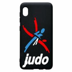 Чохол для Samsung A10 Judo Logo