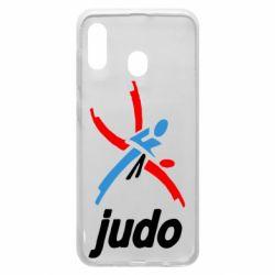 Чохол для Samsung A30 Judo Logo