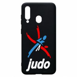 Чохол для Samsung A60 Judo Logo