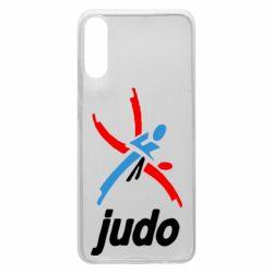 Чохол для Samsung A70 Judo Logo