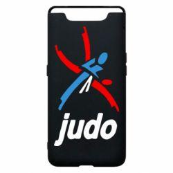 Чохол для Samsung A80 Judo Logo