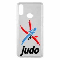 Чохол для Samsung A10s Judo Logo