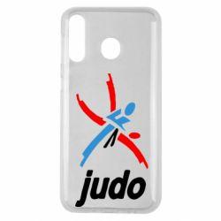 Чохол для Samsung M30 Judo Logo