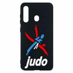Чохол для Samsung M40 Judo Logo