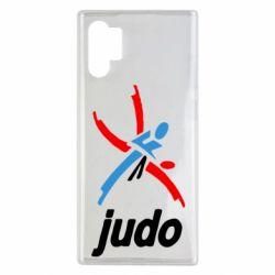 Чохол для Samsung Note 10 Plus Judo Logo