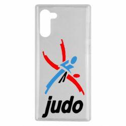 Чохол для Samsung Note 10 Judo Logo