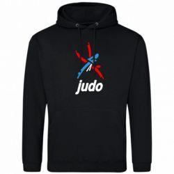 Чоловіча толстовка Judo Logo