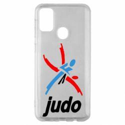 Чохол для Samsung M30s Judo Logo
