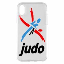 Чохол для iPhone X/Xs Judo Logo