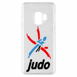 Чохол для Samsung S9 Judo Logo