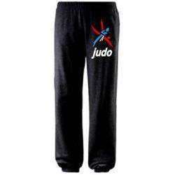 Штаны Judo Logo - FatLine