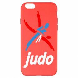 Чохол для iPhone 6 Plus/6S Plus Judo Logo