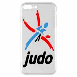 Чохол для iPhone 7 Plus Judo Logo