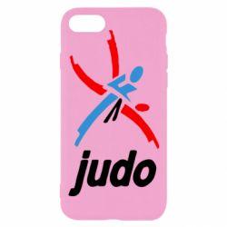 Чохол для iPhone 8 Judo Logo