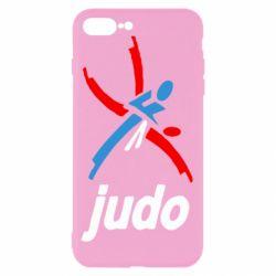 Чохол для iPhone 8 Plus Judo Logo
