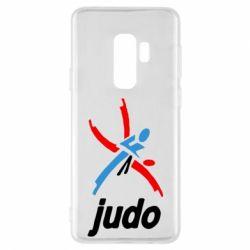 Чохол для Samsung S9+ Judo Logo