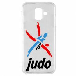 Чохол для Samsung A6 2018 Judo Logo