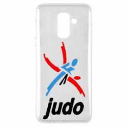 Чохол для Samsung A6+ 2018 Judo Logo