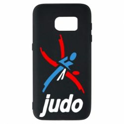 Чохол для Samsung S7 Judo Logo
