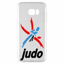 Чохол для Samsung S7 EDGE Judo Logo