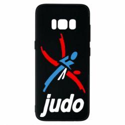 Чохол для Samsung S8 Judo Logo