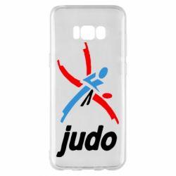Чохол для Samsung S8+ Judo Logo