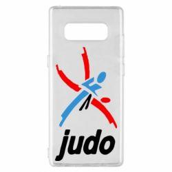 Чохол для Samsung Note 8 Judo Logo