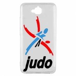 Чохол для Huawei Y6 Pro 2018 Judo Logo - FatLine