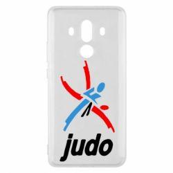 Чохол для Huawei Mate 10 Pro Judo Logo - FatLine