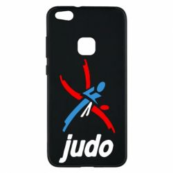 Чохол для Huawei P10 Lite Judo Logo - FatLine
