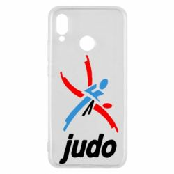 Чохол для Huawei P20 Lite Judo Logo - FatLine