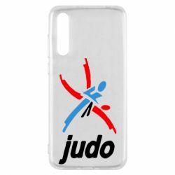 Чохол для Huawei P20 Pro Judo Logo - FatLine