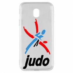 Чохол для Samsung J3 2017 Judo Logo