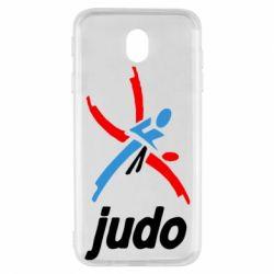 Чохол для Samsung J7 2017 Judo Logo