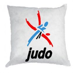 Подушка Judo Logo - FatLine