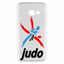 Чохол для Samsung A3 2017 Judo Logo