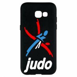 Чохол для Samsung A5 2017 Judo Logo