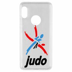 Чохол для Xiaomi Redmi Note 5 Judo Logo - FatLine