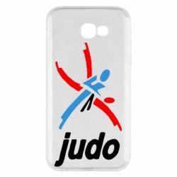 Чохол для Samsung A7 2017 Judo Logo