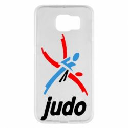 Чохол для Samsung S6 Judo Logo