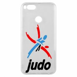 Чохол для Xiaomi Mi A1 Judo Logo - FatLine