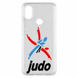 Чохол для Xiaomi Mi A2 Judo Logo - FatLine