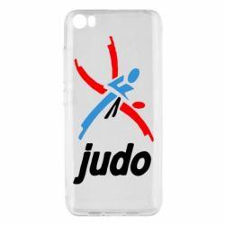 Чохол для Xiaomi Mi5/Mi5 Pro Judo Logo - FatLine