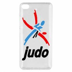 Чохол для Xiaomi Mi 5s Judo Logo - FatLine