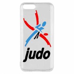 Чохол для Xiaomi Mi6 Judo Logo - FatLine