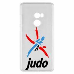Чохол для Xiaomi Mi Mix 2 Judo Logo - FatLine